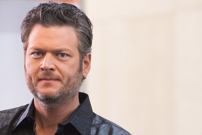 Now we know where Blake Shelton was during the ACM awards