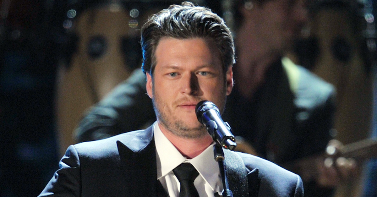 Country music fans are scratching their heads over this Blake Shelton shocker