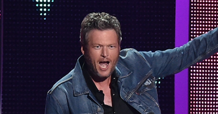 The Grand Ole Opry wasn't expecting this from Blake Shelton