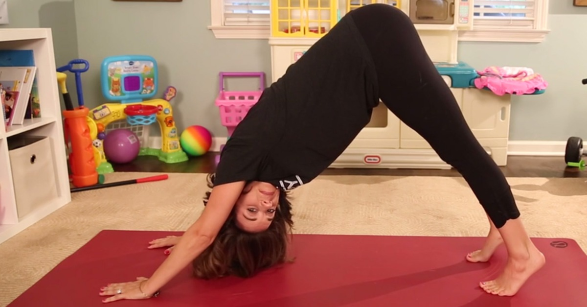 Add some zen to your family's daily routine with these kid-friendly yoga poses