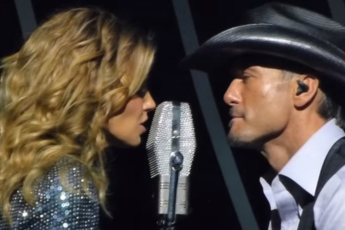 Tim McGraw and Faith Hill have made magic with a string of sexy duets through the years