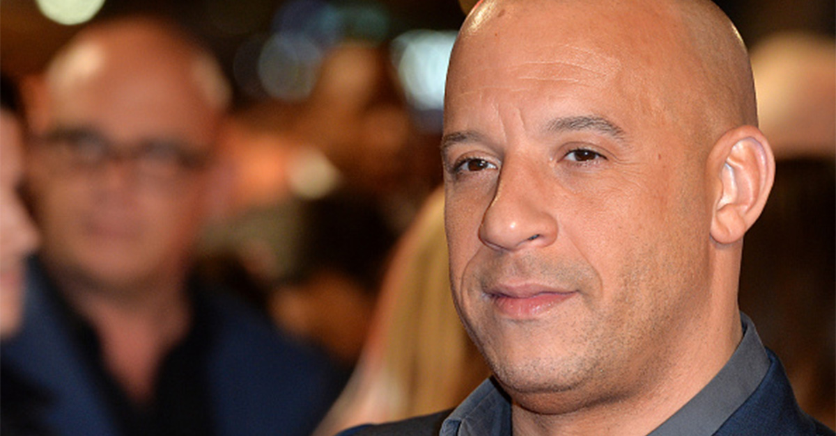 Vin Diesel took to Facebook to unveil an unexpected new career endeavor