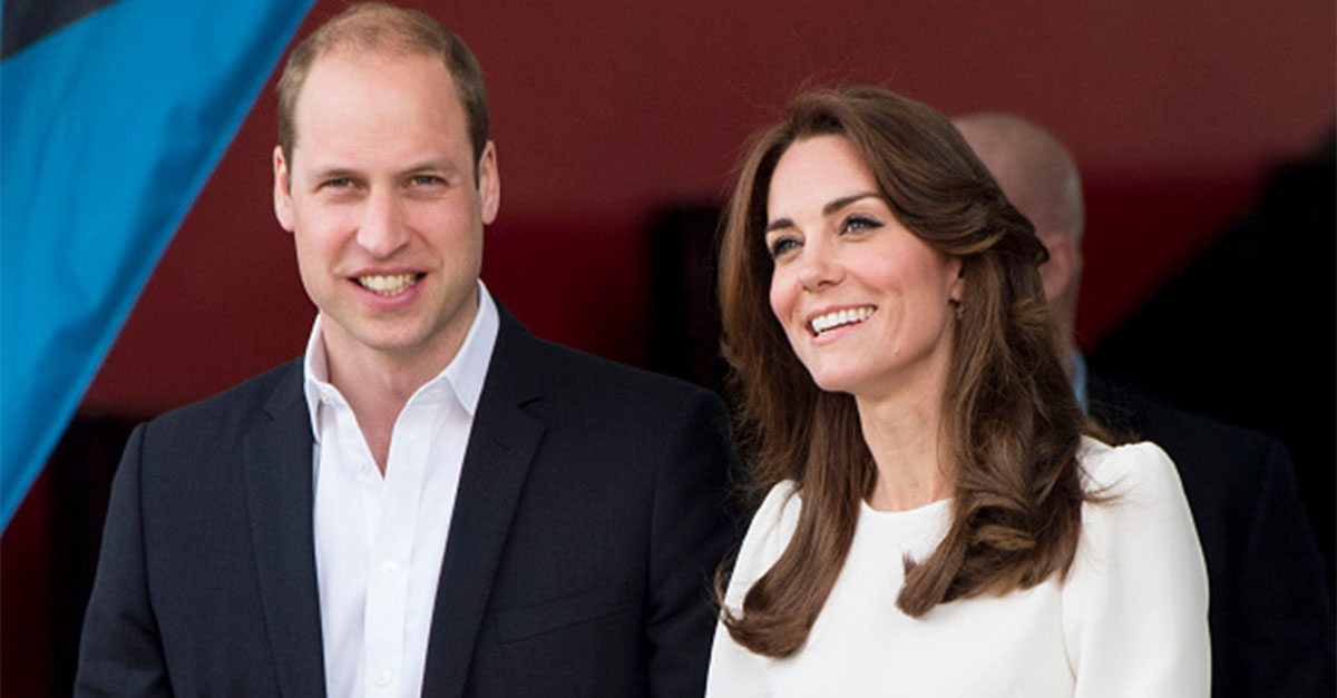 Prince William opens up about Duchess Kate's third pregnancy for the first time