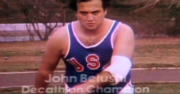 "John Belushi's Olympics commercial on ""SNL"" deserves all the gold medals"