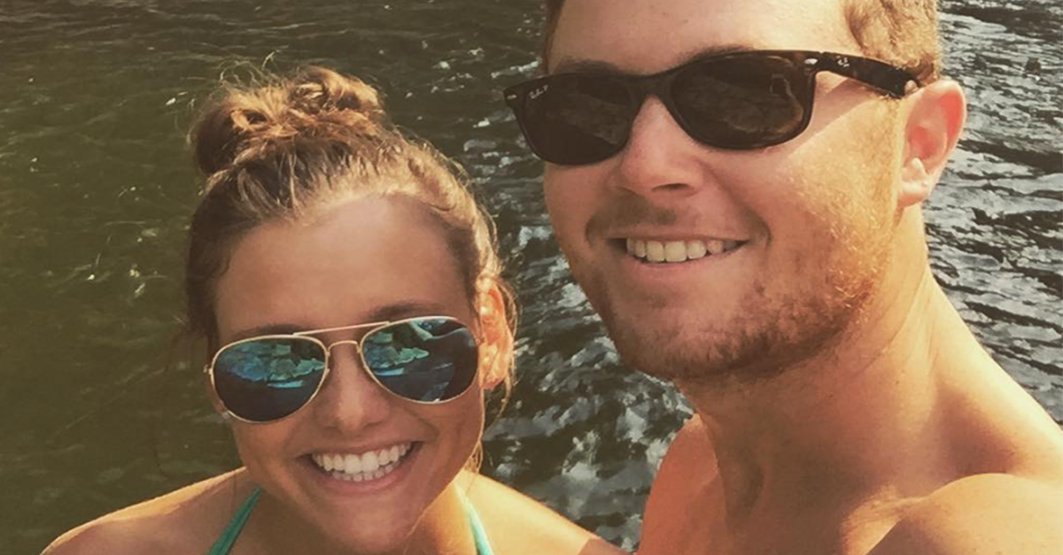 Scotty McCreery flaunts his love in these new vacation pics
