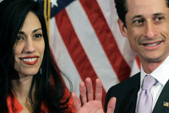 Anthony Weiner and Huma Abedin's divorce case just took another unexpected turn