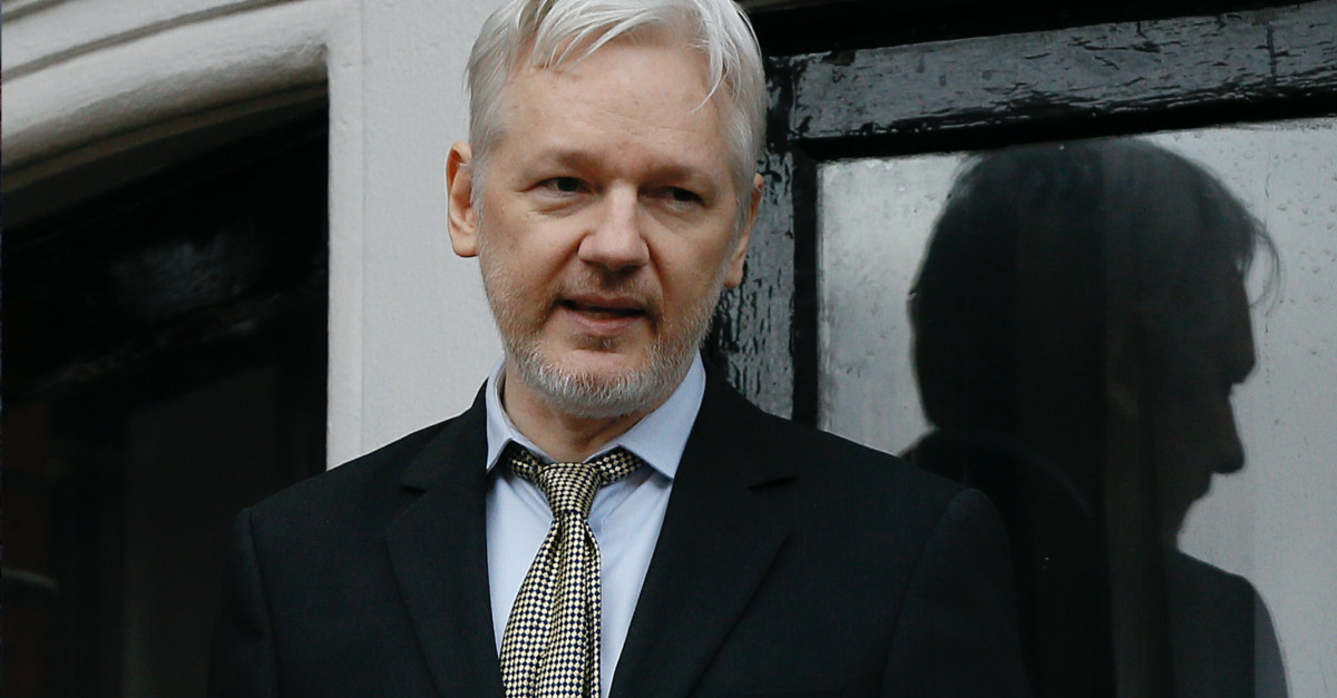 There's no love lost for Julian Assange on Capitol Hill