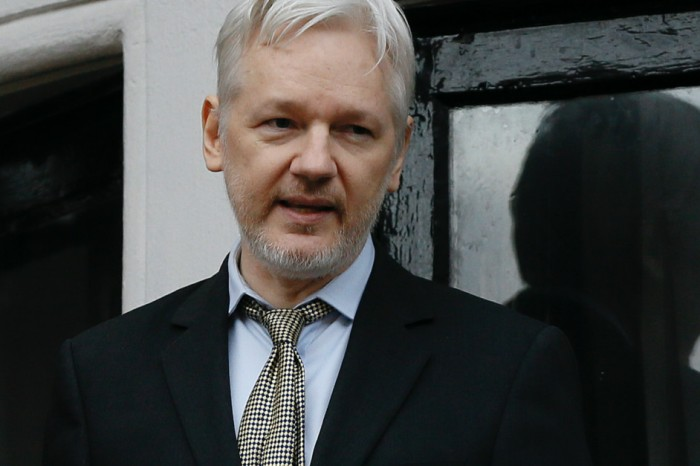 Will Julian Assange fulfill his promise to turn himself in now that Chelsea Manning's sentence has been commuted?