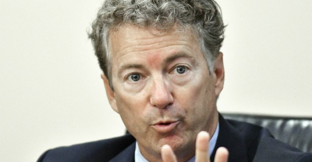 Rand Paul will meet with Donald Trump to discuss health care