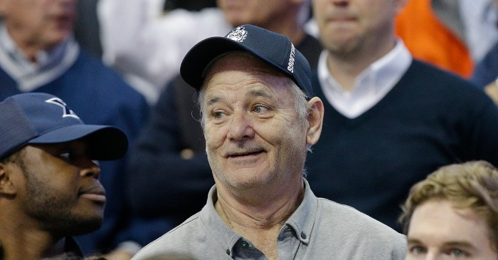 Bill Murray is rumored to be cast in this legendary role