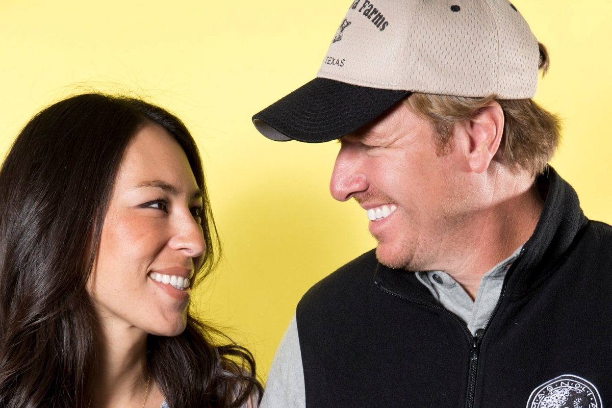 """Chip Gaines wants """"more babies"""" when """"Fixer Upper"""" ends, but Joanna has other ideas"""