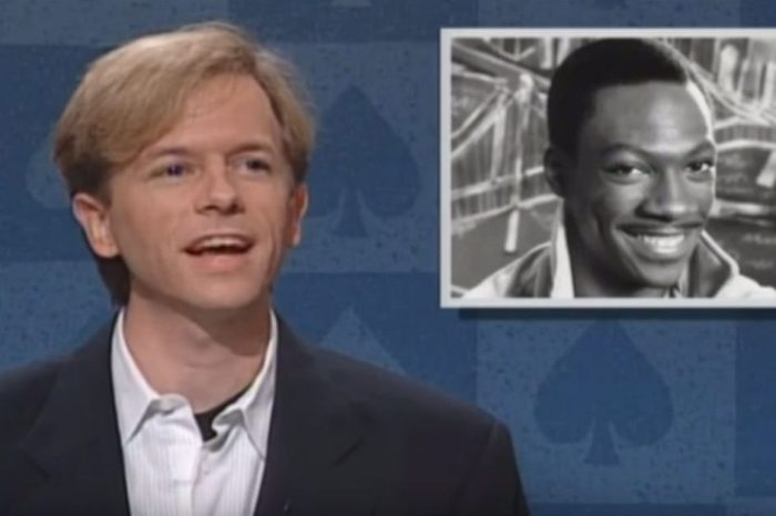 "Check out the David Spade joke that kept Eddie Murphy away from ""SNL"" for 20 years"
