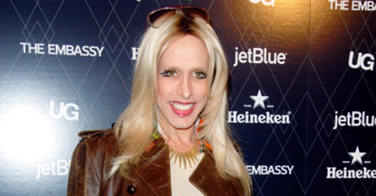 Alexis Arquette's ex-lover sold their sex tape, but the buyer chose to do something unexpected with it