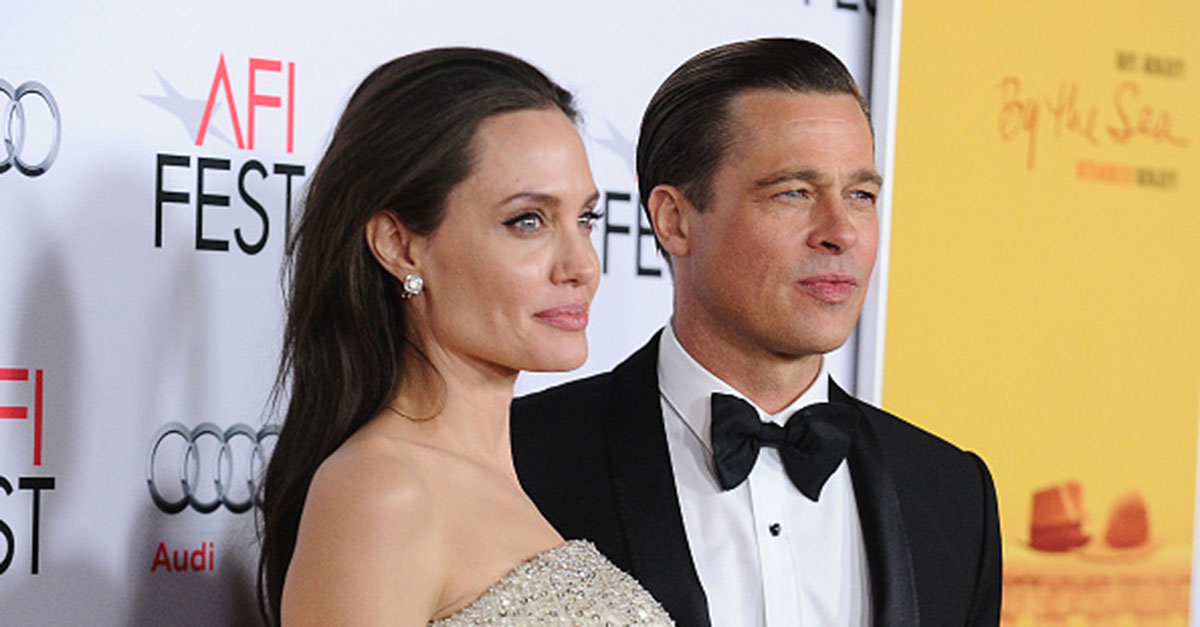 Nearly a year after filing, Angelina Jolie and Brad Pitt have reportedly pressed pause on their divorce proceedings