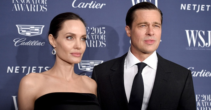 Brad Pitt continues to open up to fans about his ongoing divorce from Angelina Jolie