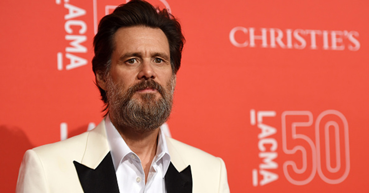 Jim Carrey shared his takes on the Kathy Griffin hullabaloo and whether comedians should be provocative