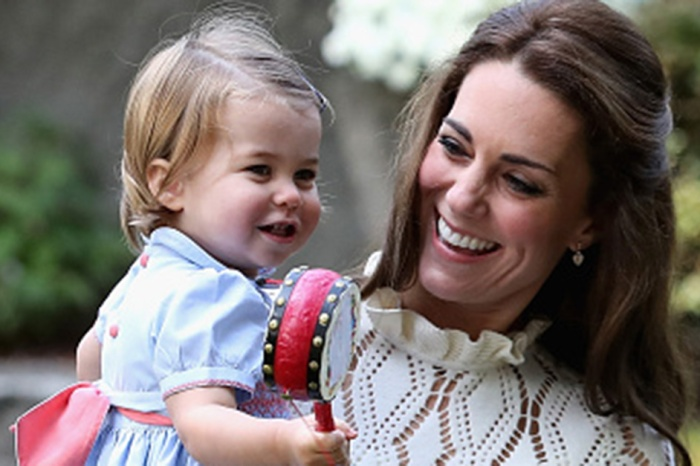 """Kate Middleton opens up about being a mom and admits motherhood is still a """"huge challenge"""" even as a royal"""
