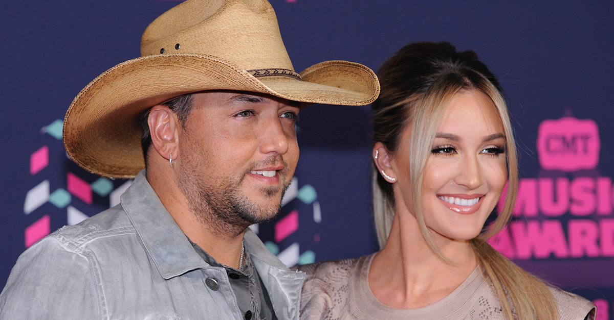 Jason Aldean talks about his big baby news for the first time