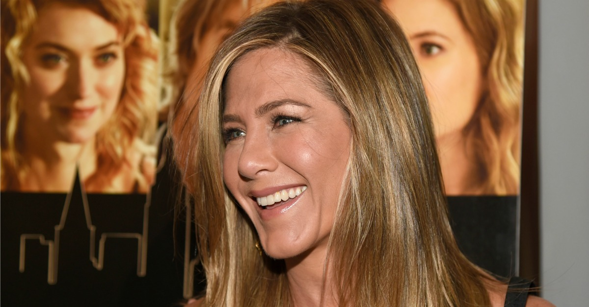 "More than a decade after ""Friends"" ended, Jennifer Aniston is reportedly ""super excited"" about her possible return to TV"