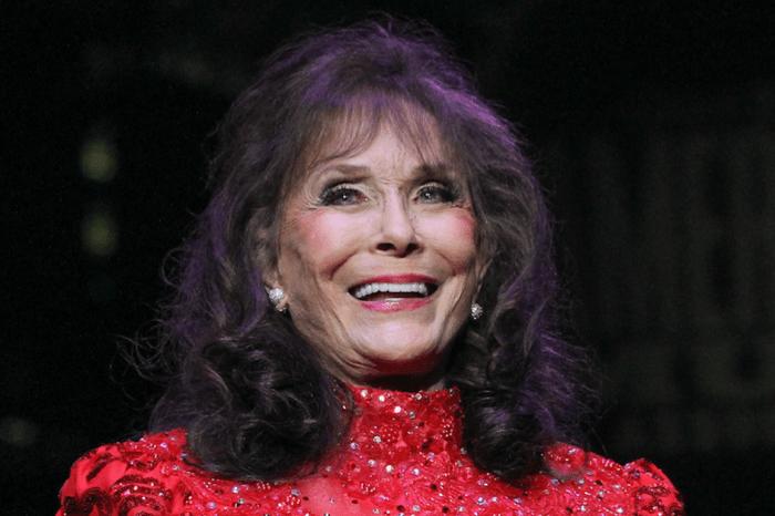 Country legend Loretta Lynn is hospitalized following stroke