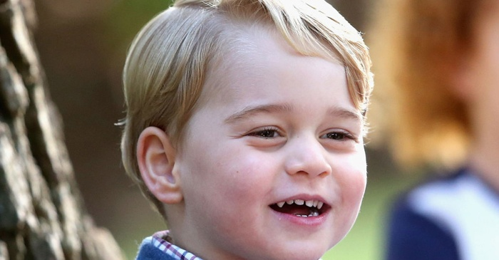 The always adorable Prince George is headed to your television screens very soon