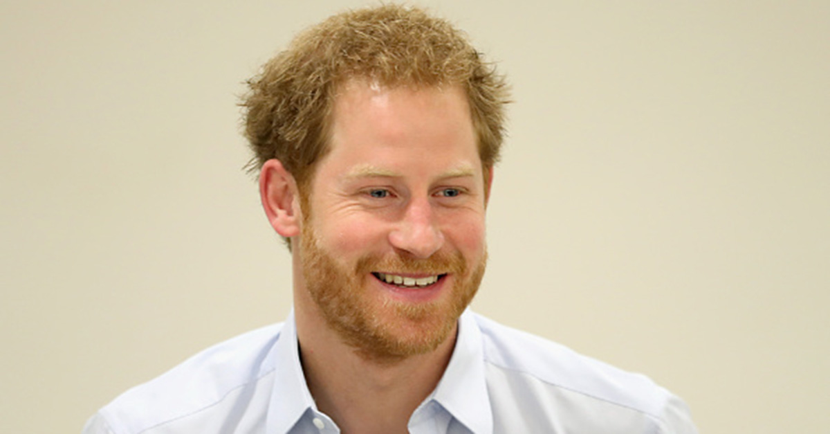 You won't believe which member of his family Prince Harry looks JUST like in this vintage photo