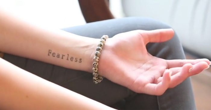 Sadie Robertson changes her tune on tattoos after getting one with a deeper meaning