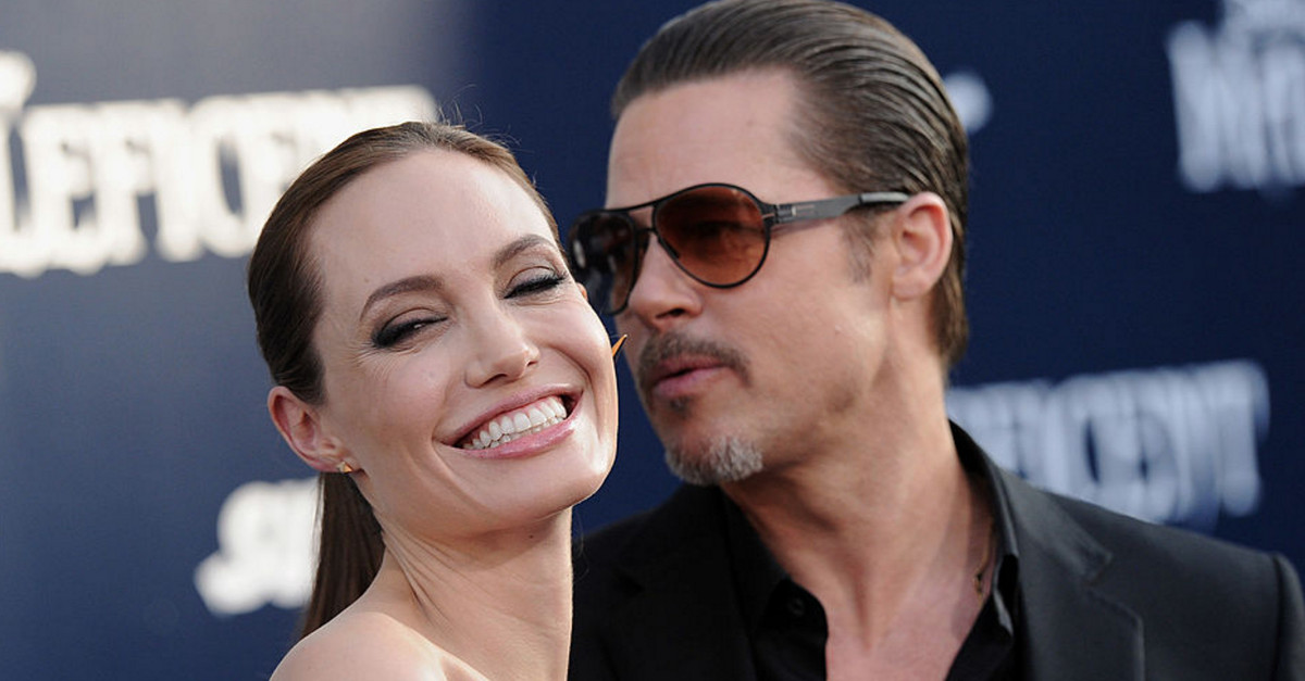 Angelina Jolie's last film with Brad Pitt may have had major clues about the end of their marriage