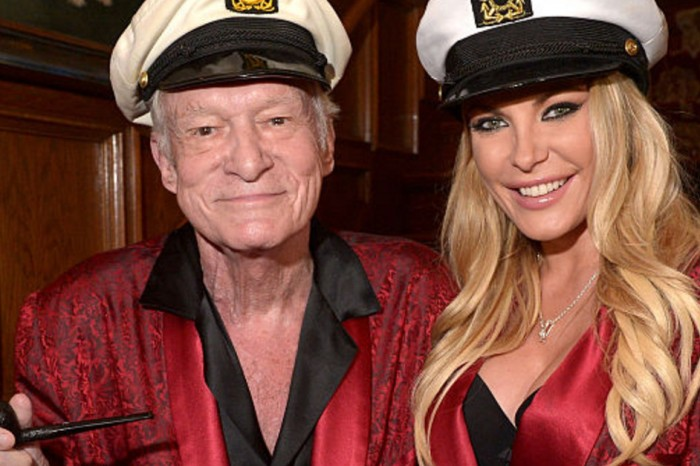 She may not inherit his fortune, but Hugh Hefner certainly didn't leave his widow empty-handed