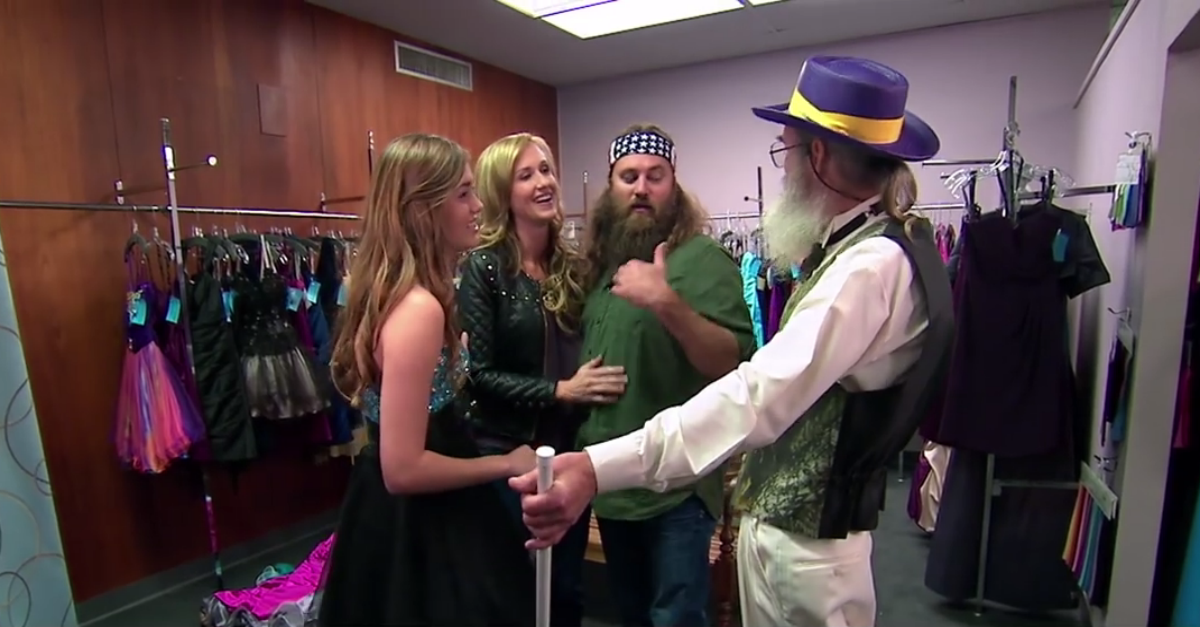 "LOL-worthy moments from your favorites on ""Duck Dynasty"""