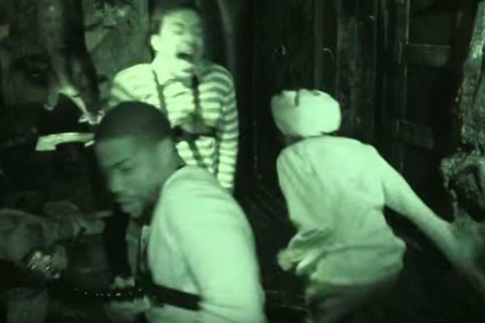Jimmy Fallon and Kevin Hart Get Their Pants Scared Off in NYC's Scariest Haunted House