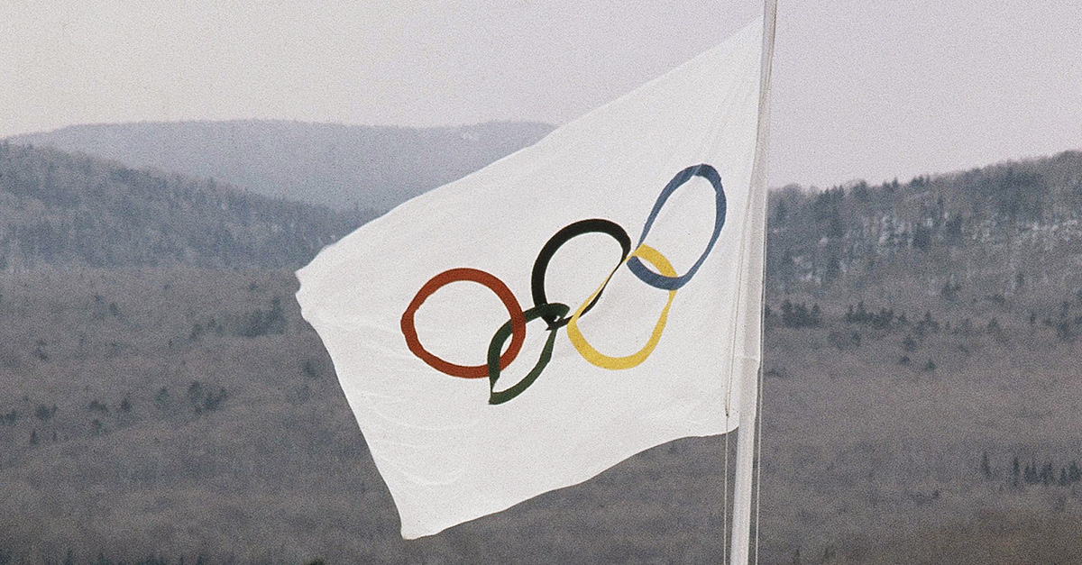 Russia just got hit with a pretty serious penalty for sending doped up athletes to the Olympic Games
