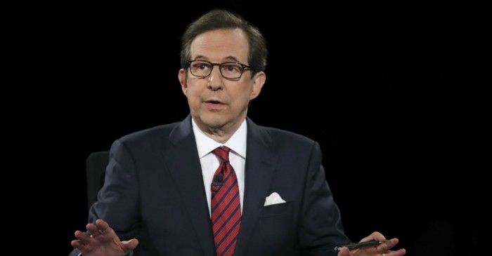 In four decades covering politics, Chris Wallace has never been more stunned than he was this week