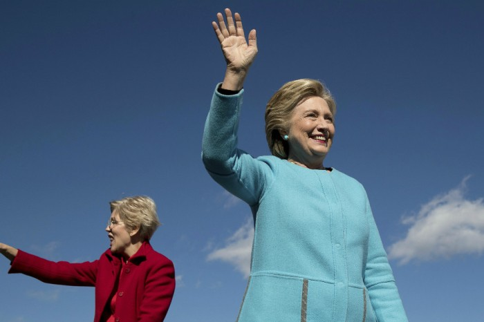 Hillary Clinton may have lost the election, but this video shows she's ready to move forward