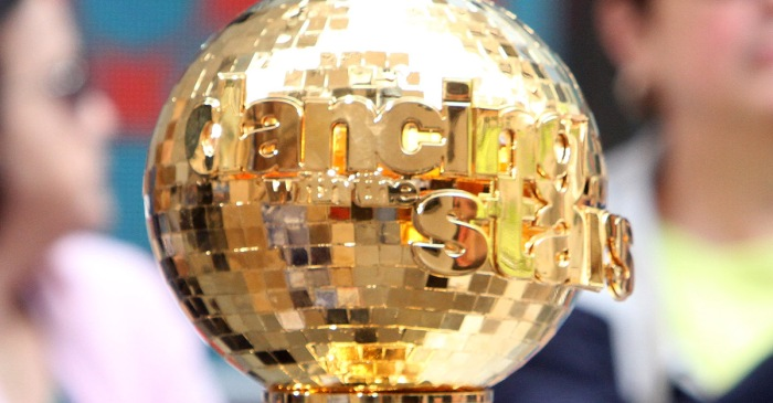 "And the winner of ""Dancing with the Stars"" season 25 is…"