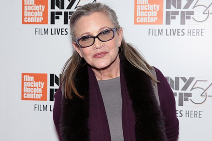 Carrie Fisher's unique urn proves that she'll always be one of a kind