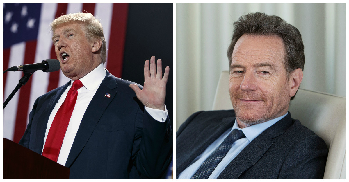 Hollywood star who said he'd leave the U.S. over Trump cursed out people who hope he fails