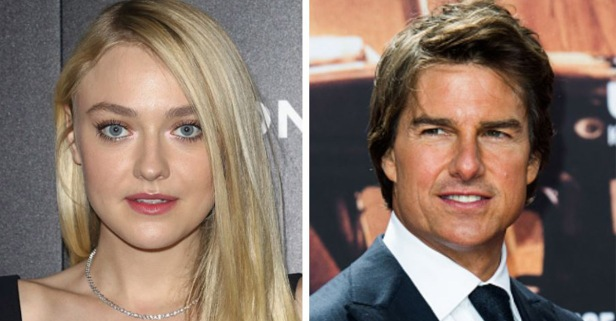 We learned something interesting about the relationship between Tom Cruise and Dakota Fanning