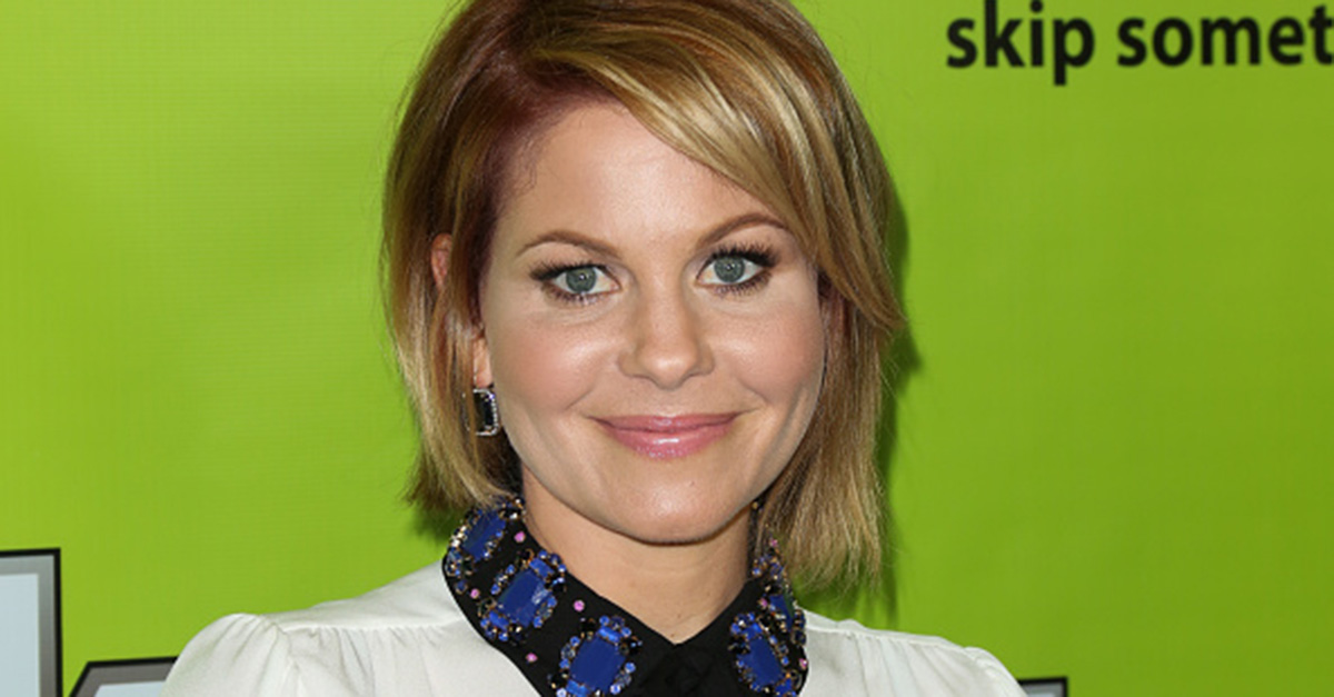 Candace Cameron Bure fires back with the best response after being accused of homophobia on social media