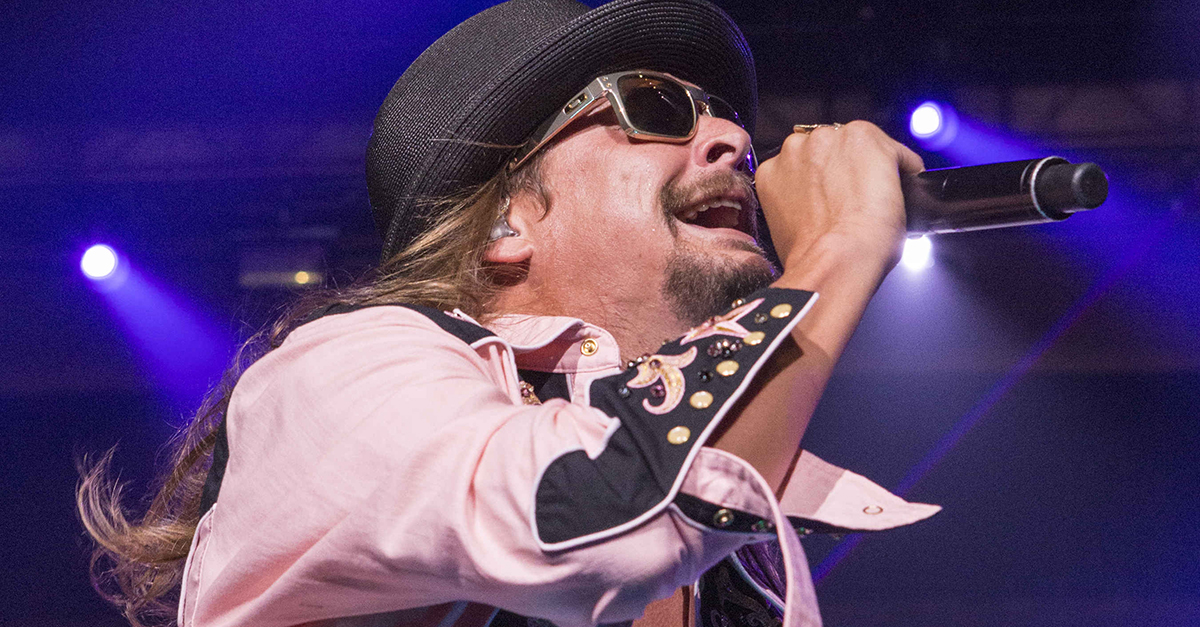 Kid Rock opens up about the sound and direction of his new album