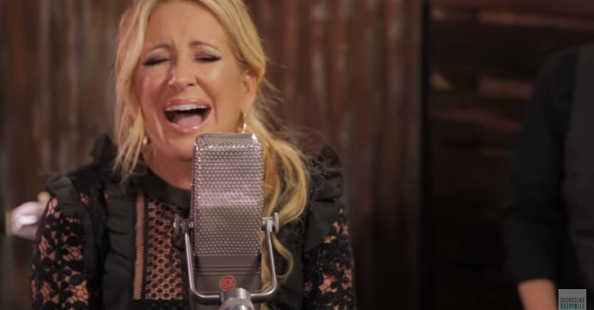 Country's most tender voice meets the saddest song in country music