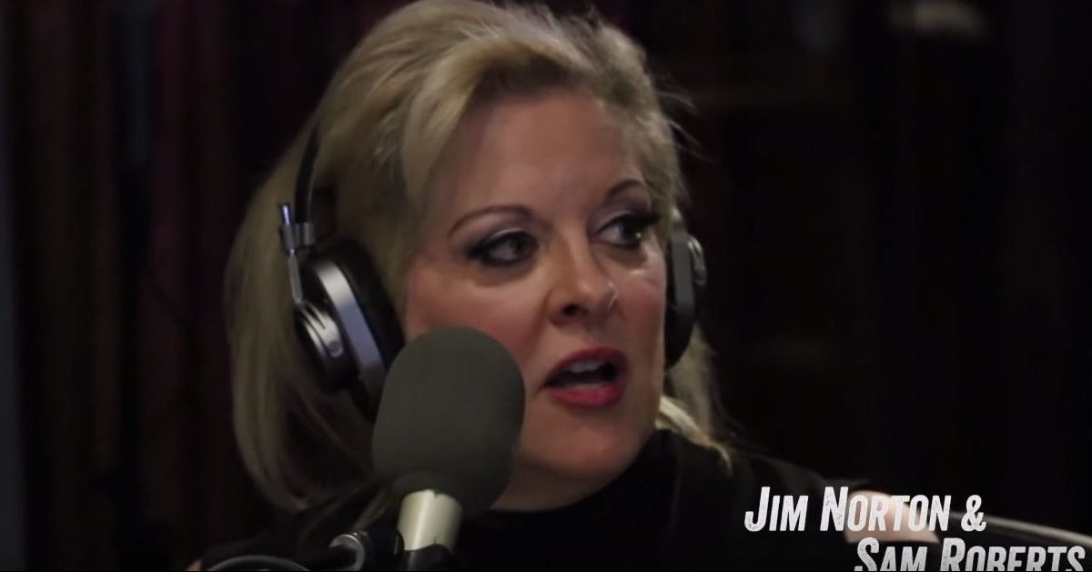 Here's the question that caused Nancy Grace to walk out of an interview