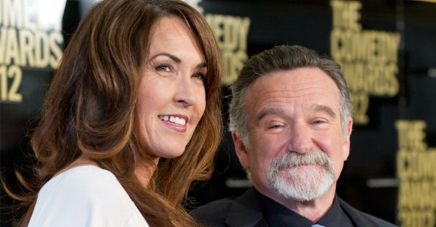 In a personal essay, Robin Williams' widow revealed startling new details about her husband's death