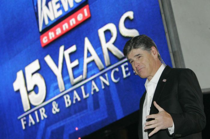 Sean Hannity is taking a little break from his show, causing speculation to swirl about his future at Fox
