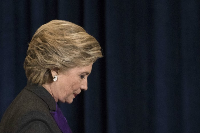 New book reveals details of the somber call Hillary Clinton made to Barack Obama on election night