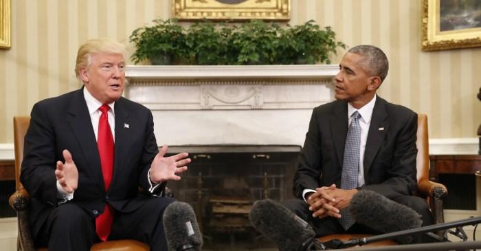 So far, Donald Trump has actually been tougher on Russia than Barack Obama