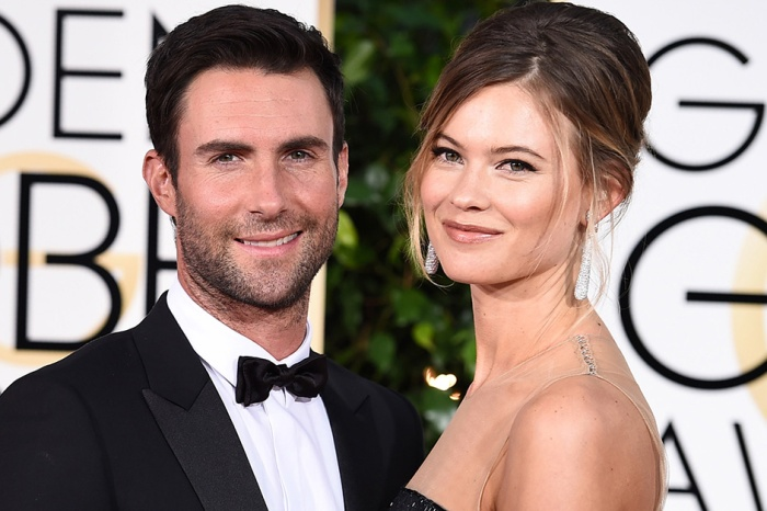 Adam Levine reveals the sex of his second baby with wife Behati Prinsloo