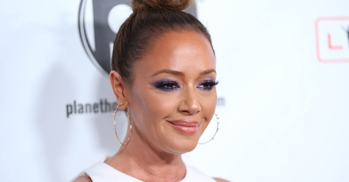 "Leah Remini claims the Church of Scientology is trying to bring down one of the men behind ""Walker, Texas Ranger"""
