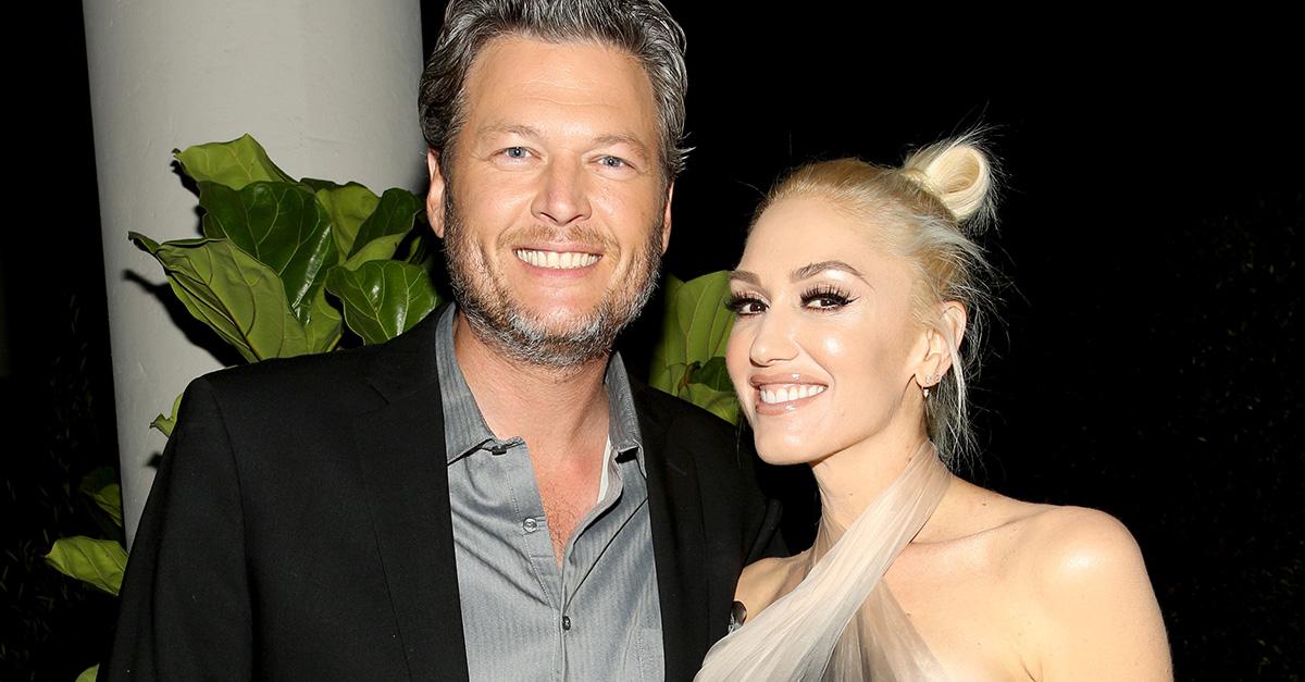 Gwen Stefani just celebrated Blake Shelton's major milestone with this sweet message