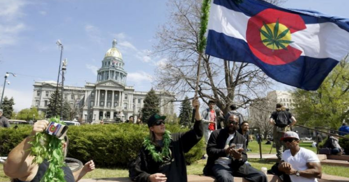 Denver is the first American city to allow social marijuana use